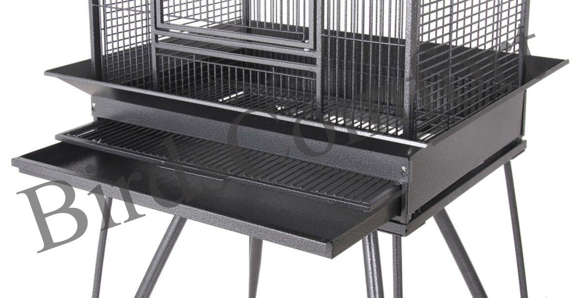 Hq Cockatiel Bird Cage 22x17 By Birdscomfort Com