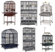 Avian Adventures Bird Cages