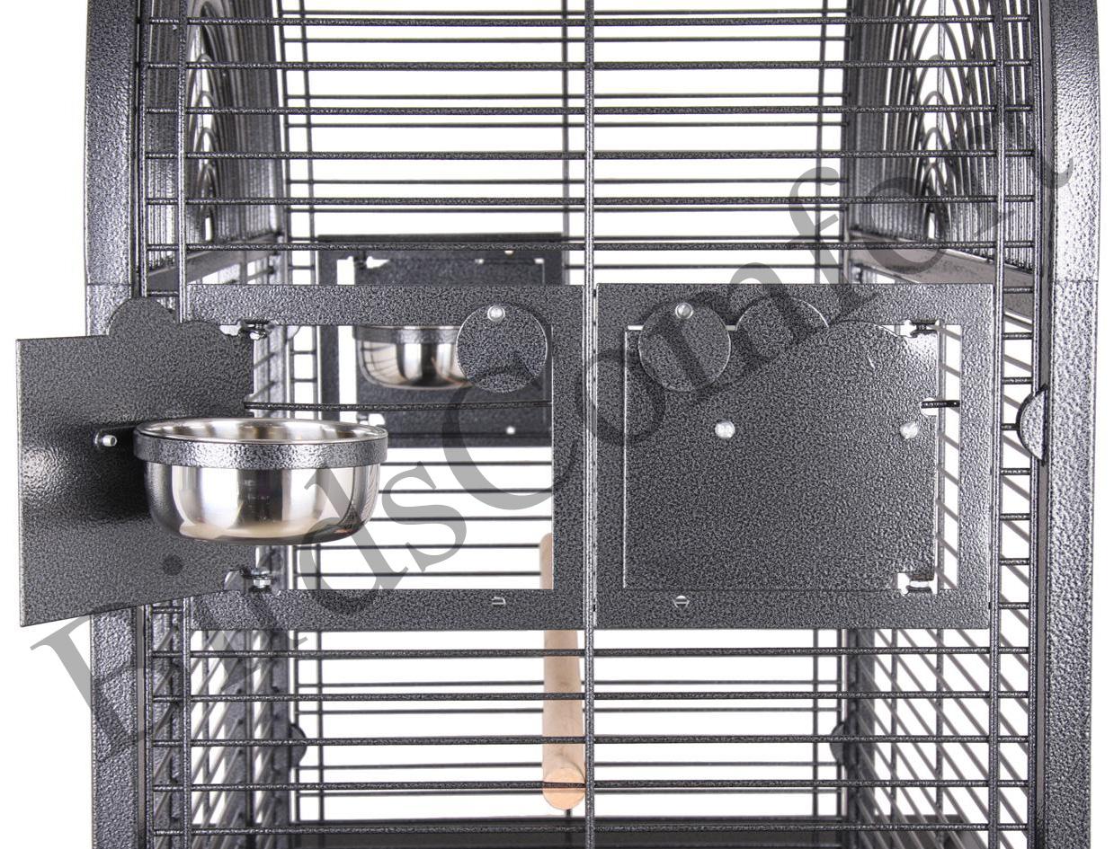 Hq Open Parrot Bird Cages 34x21 By Birdscomfort Com