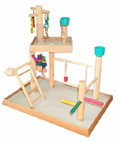 Bird Play Gym