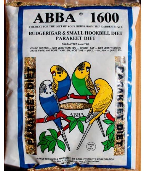 Complete Parakeet Food
