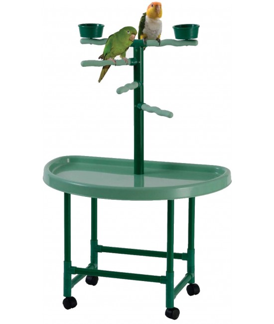 Bird Elevated Play Tower