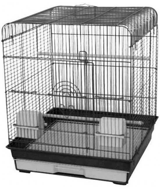 AE Flat Top Canary Bird Cage