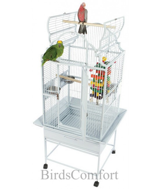 AE Opening Victorian Small Cockatoo Cages 24x22