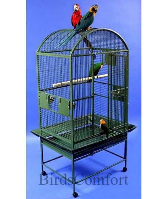 AE Dometop Medium Parrot Cage 32x23
