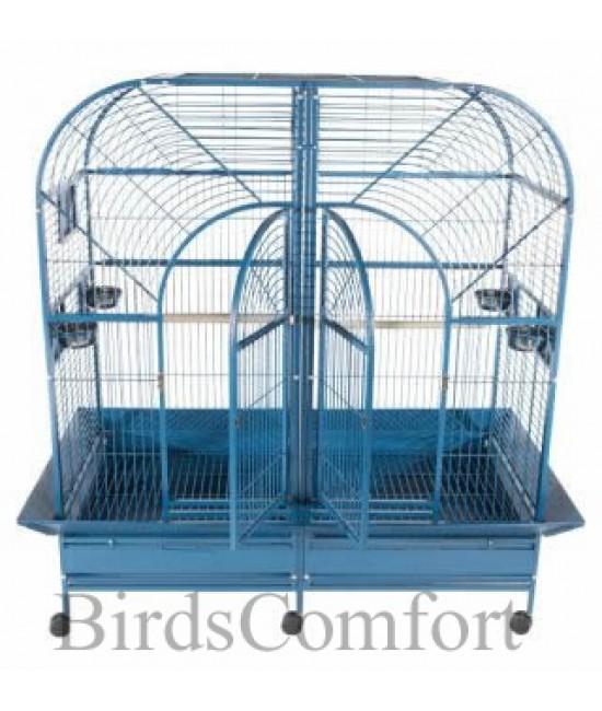 AE Double Macaw BirdCage 64x32