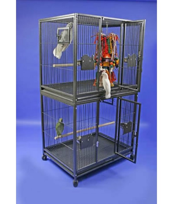 AE Large Double Stack Cages 40x30