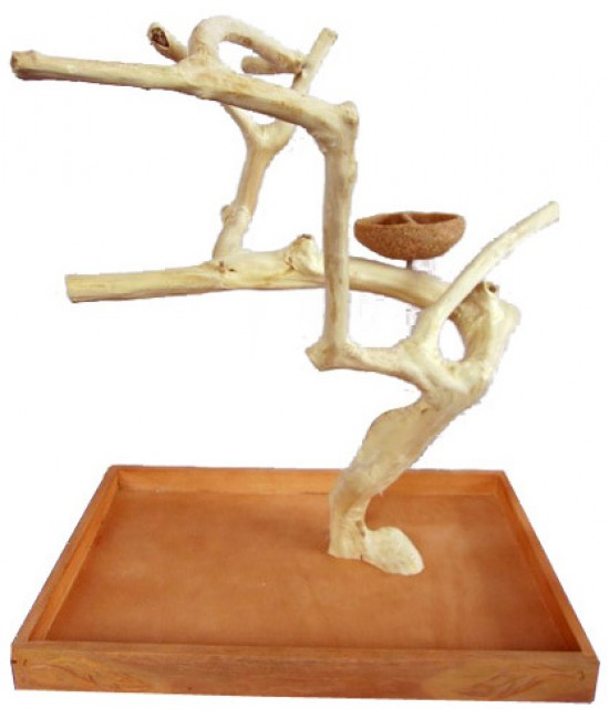 AE Bird Play Stand