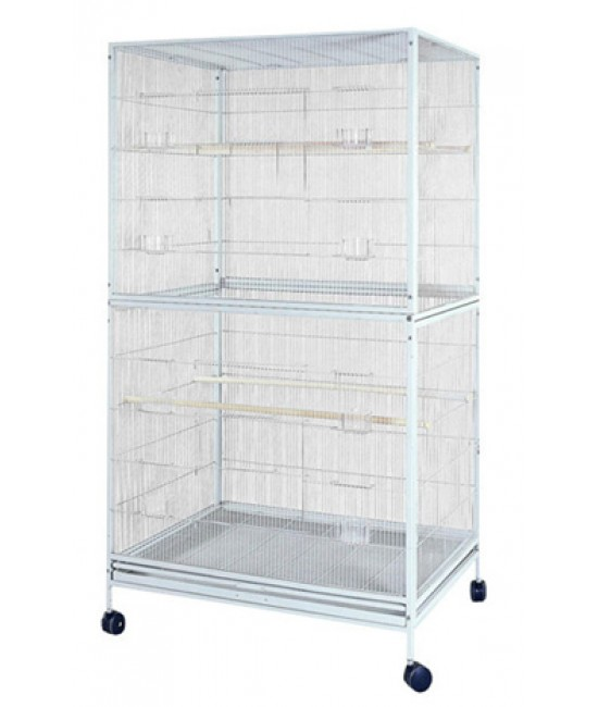 AE  Large Flight Bird Cage 40x30