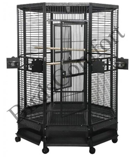 AE Large Octagon Bird Cages 32x32