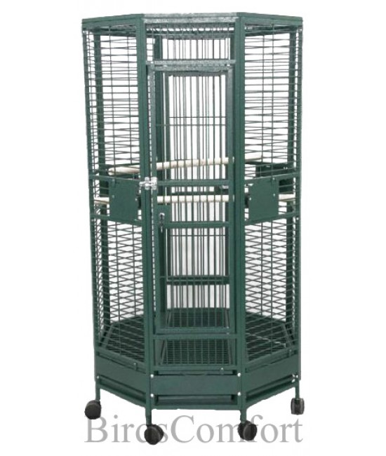 AE Medium Octagon Bird Cage 36x36