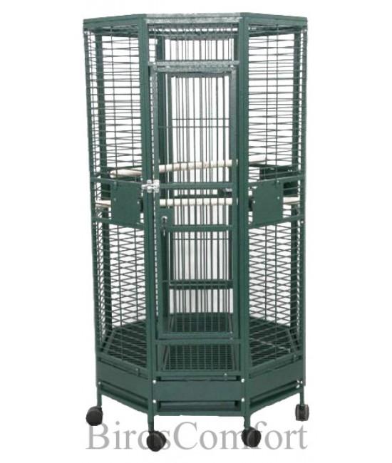 AE Medium Octagon Bird Cage 36x36
