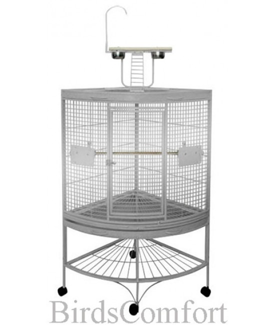 AE Playtop Medium Corner Cage 37x27
