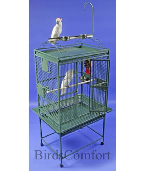 AE Playtop Medium Parrot Cage 32x23