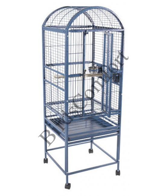 AE Small Dometop Parakeets Cage 18x18
