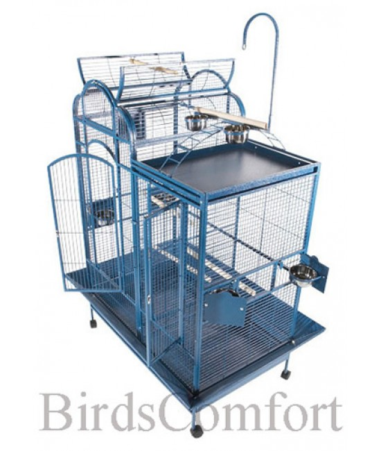 AE Split Bird Cage with Divider 42x26