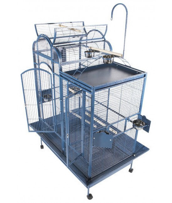 AE Split Level Large Bird Cage with Divider 69x28