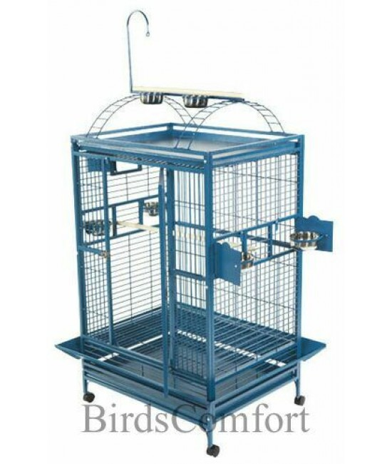 AE Large Square Playtop Cage 40x30