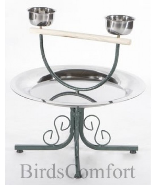 AE Table Top Bird Stand
