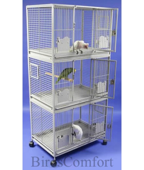 AE Large Triple Stack Cages 36x24