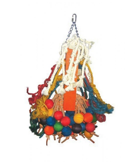 Giant Cluster Bird Toy