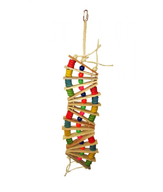 Hanging Ladder Bird Toy