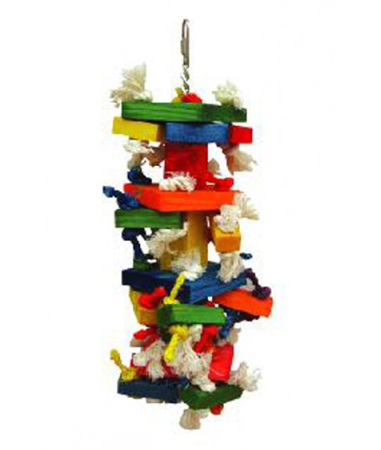 Medium Cluster of Blocks Bird Toy