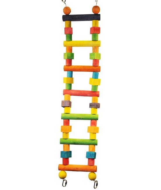 Medium Wood Ladder for Birds