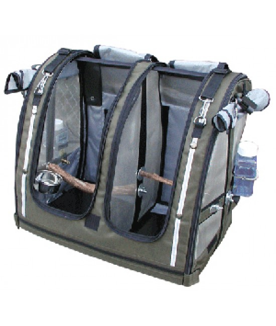 Pak-o-Bird Double Bird Carrier