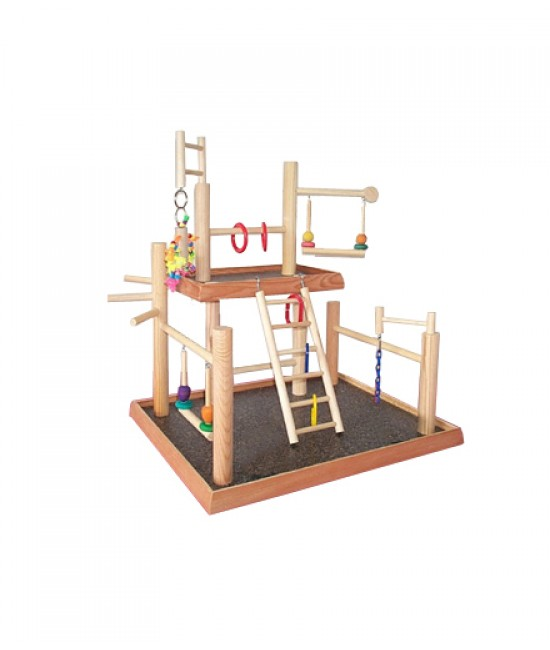Bird Gyms Playstand 2-2
