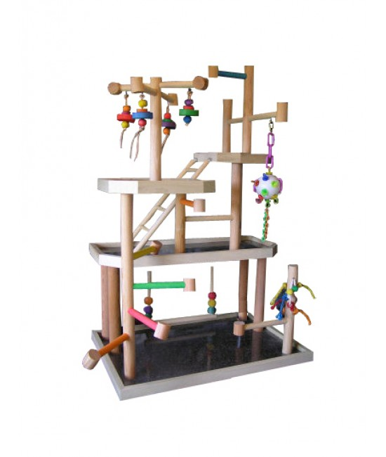 Large Parrot Play Gym Parrot-3