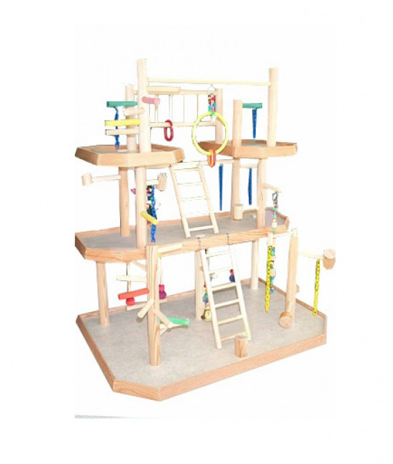 Parrot Play Gym 4-3