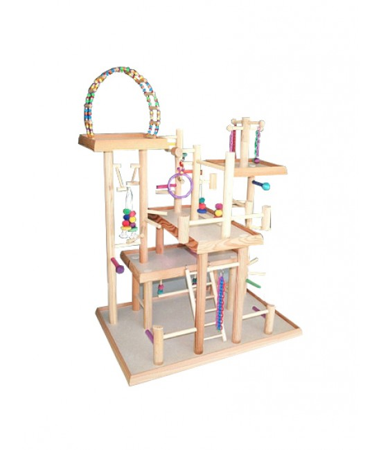 Play Gym For Birds 5-3