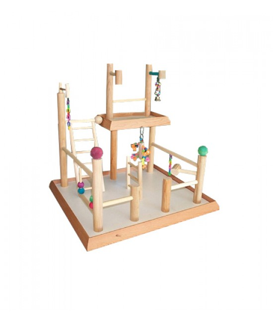 Play Gym for Parrots 2-6