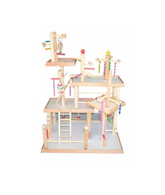 Five Level Tabletop Bird Stand 5-1