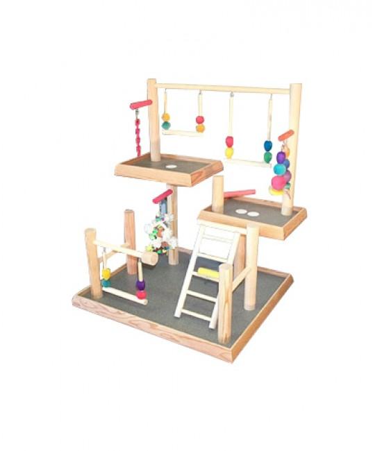 Three Level Bird Playgym 3-6