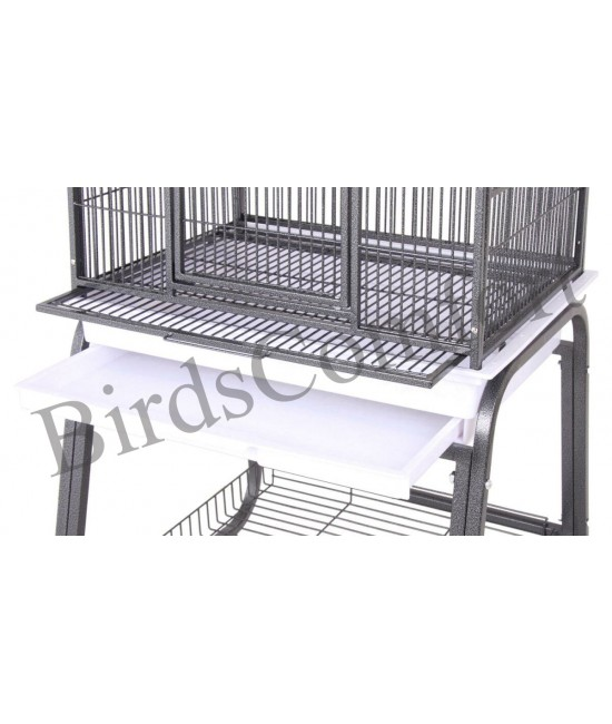 Hq Bird Cages Victorian With Cart Stand 22x17 By