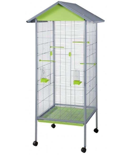 Small Parrot Aviary