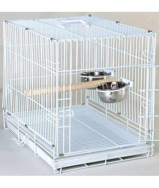 Large Bird Carrier Cage