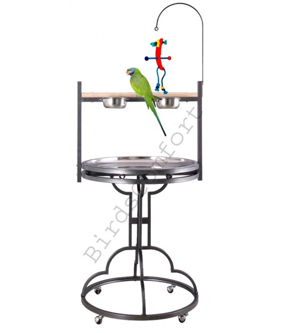 hq bird feeder stand by