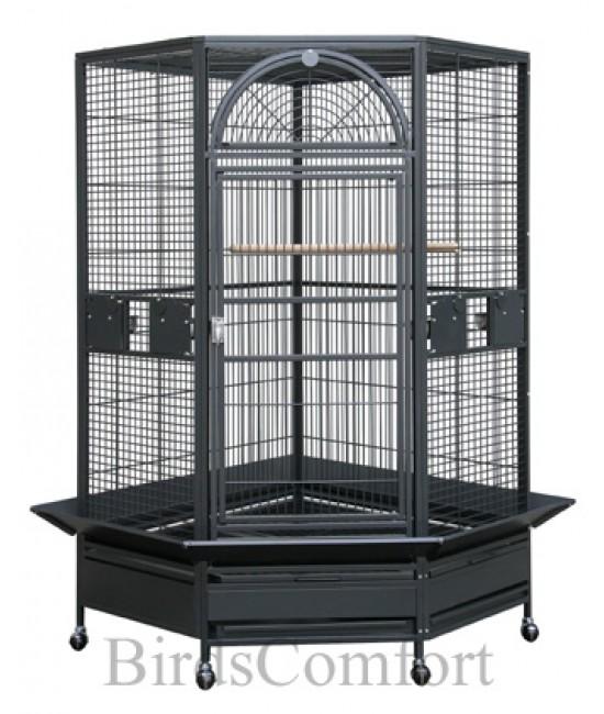 HQ Corner Bird Cage 40x22