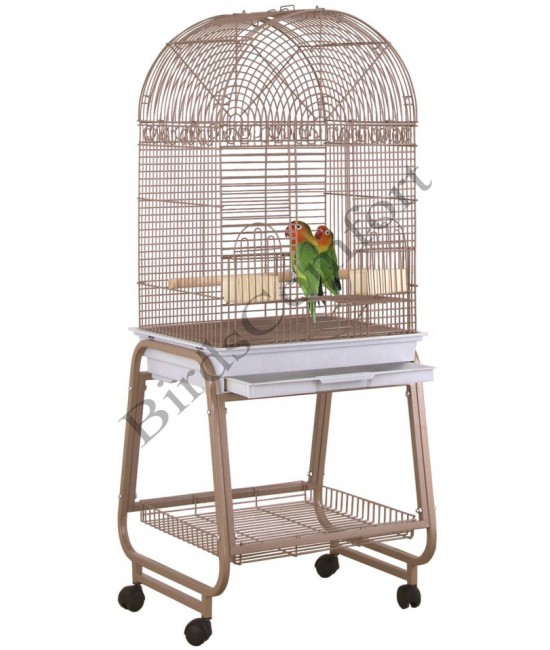 HQ Dometop Small Cockatiel Cage 24x18