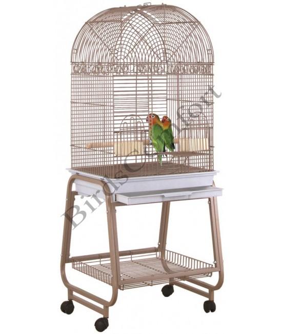 HQ Dometop Small Cockatiel Cage 24x18
