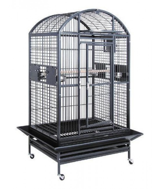 HQ Big Bird Cage with Drop Door 40x30