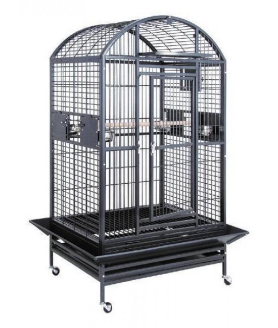 HQ Big Bird Cage with Drop Door 40x30