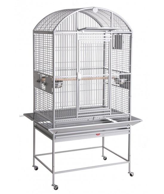 HQ Bird Cage with Drop Door 24x22