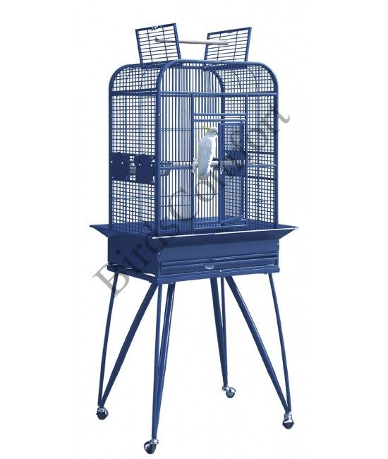 HQ Flat Open Bird Cage 22x17