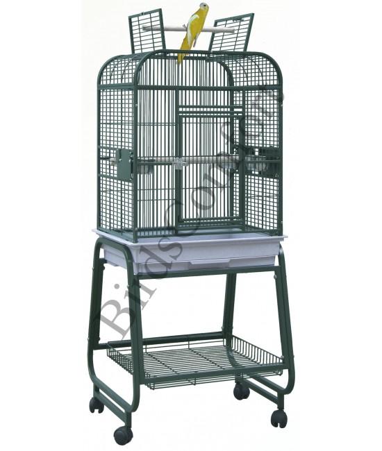 HQ Flat Open Cockatiel Bird Cages 22x17