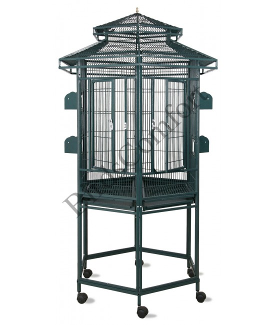 HQ Hexagonal Bird Cage 32x32