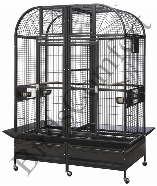 HQ Macaw Double Bird Cage 64x32
